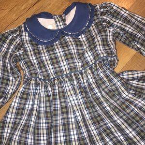 Strasburg fall dress 3T